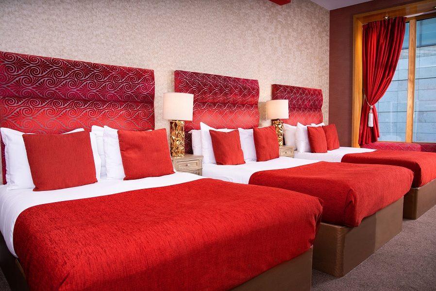 Burlesque Floor - big group accommodation